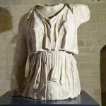 Castro - Busto statua Minerva