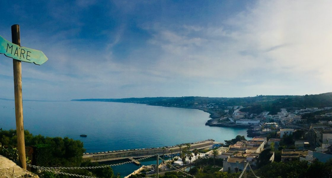 Castro - Panorama porto