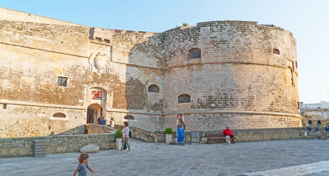 Otranto-Castello-Aragonese