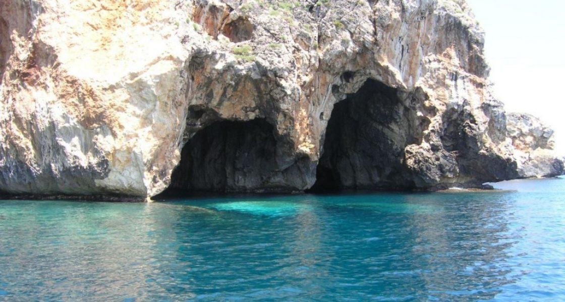 Santa Maria di Leuca - Grotte 1